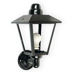 Lámpara Faroluz Iluminación | 1210 - Farola Chapa