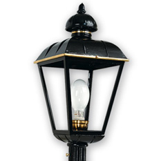 Faroluz Iluminación2150 - Farola Aluminio