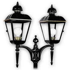 Lámpara Faroluz | Farola Aluminio - 9150