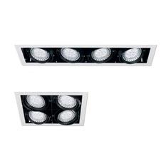 Lucciola - Iluminación profesionalSPACE - ET.022/4L - ET.022/4C