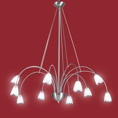 Lámpara Ronda Iluminación | Paquita l - 5821-10 - 5820-6