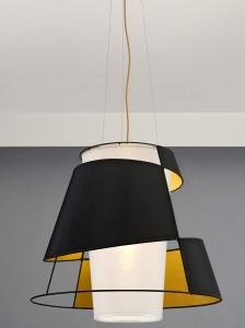 Lámpara Nikel | Mondrian
