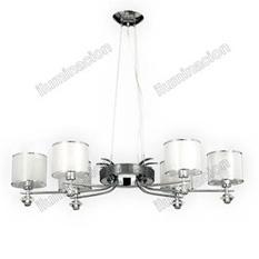 Vignolo Iluminación0285-6 - Cromada Araña E14