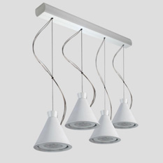 Lámpara Punto Iluminación | Testa - CO TERE A111 4