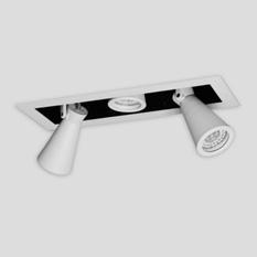 Lámpara Punto Iluminación | EM TEBX DIC 3 - Testa Box