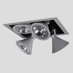 Lámpara Punto Iluminación | Testa Box - EM TEBX A111 4 C
