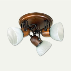 Lámpara Carilux | 85/3 - Rustica