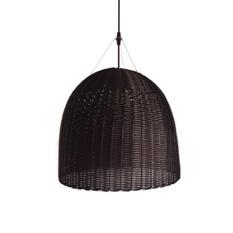 Lámpara Puro Iluminacion | Mimbre Campana