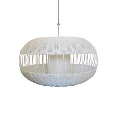 Lámpara Puro Iluminacion | Mimbre Dona