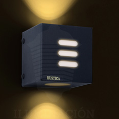 Lámpara Iluminacion Rustica | 2214
