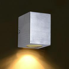 Iluminacion Rustica2220 - acero