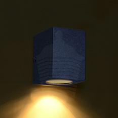 Iluminacion Rustica2220 - negro