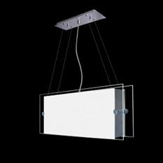 IntearTop - Colgante 1 luz