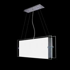 IntearColgante 2 luces - Top