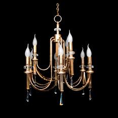 Lámpara Novaluz | 840/09 - 840 Cristal Grande