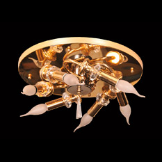 Lámpara Novaluz | 840 Cristal Grande - 840/06/P