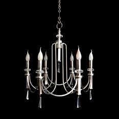 Lámpara Novaluz | 840/06 - 840 Cristal Grande
