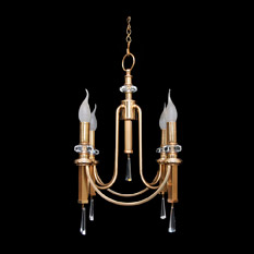 Lámpara Novaluz | 840/03 - 840/04 - 840 Cristal Grande