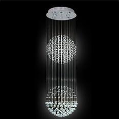 Lámpara Magnalum | 4043/6 - 4043/8 - 4043/10 - Esfera Doble