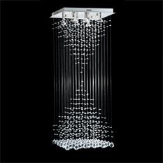 Estratos Colgante Doble - 4011/6 - 4011/8 - 4011/10   Iluminación.net
