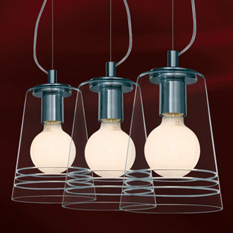 Lámpara Ara Iluminación | LENS/3T - LENS