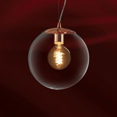 Lámpara Ara Iluminación | HIGHWATER COBRE