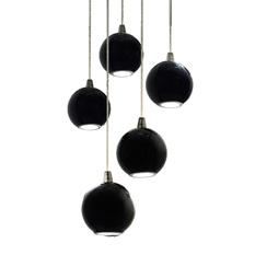 Black - Black/5 | Iluminación.net