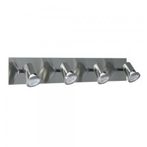 JS IluminaciónA101-4 - Silver