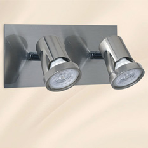 JS IluminaciónA101-2 - Silver