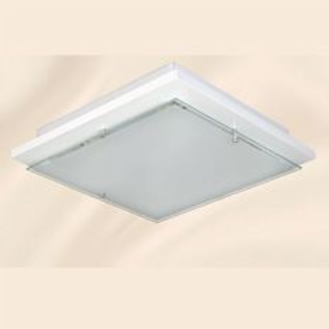 Lámpara JS Iluminación | Square - PWS35/4BCO