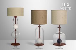 Lámpara Floreal | Lux Vestra - 1517 - 1520 - 1516