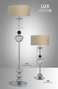 Lámpara Floreal | Lux Vestra - 1538 - 1515