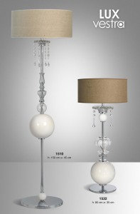 Lámpara Floreal | 1510 - Lux Vestra - 1532