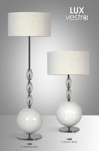 Lámpara Floreal | Lux Vestra - 1485 - 1491
