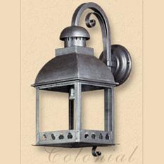 Lámpara Tiempo Atras | R575MEN - Colonial - R576MEN
