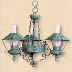 Lámpara Tiempo Atras | J411.003 - J411.005 - Quinque
