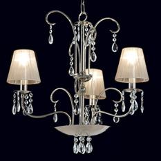 Lámpara Ilum Integral | Baby Almendras Cristal - 750-3