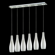 Lámpara Ilum Integral | Bottiglia Satinada - 900-6