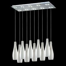 Lámpara Ilum Integral | 901-10 - Bottiglia Satinada