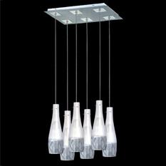 Lámpara Ilum Integral | 916-6 - Bottiglia Tallado