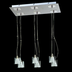 Lámpara Ilum Integral | Cubo Prisma - 831-6