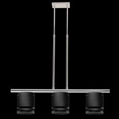Lámpara Ilum Integral | Diadema Doble Guarda - 1171-3 Negro