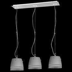 Lámpara Ilum Integral | Modena - 1150-3 Gris