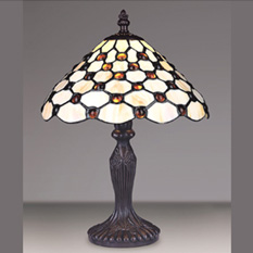 Lámpara Color Cálido | Tiffany - 169 - Nido