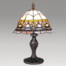Lámpara Color Cálido | Donatella - Tiffany - 234