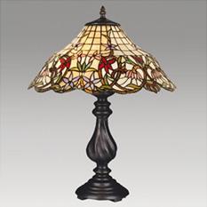 Lámpara Color Cálido | Lavanda - Tiffany - 236