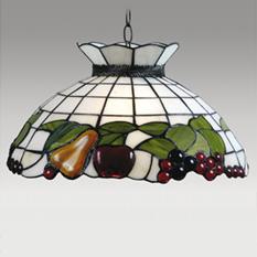 Lámpara Color Cálido | Fruta - Tiffany - 651