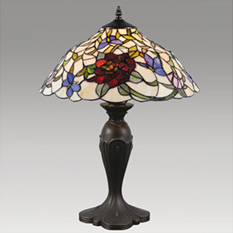 Lámpara Color Cálido | Tiffany - Florencia - 205