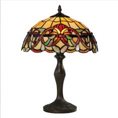 Lámpara Color Cálido | Majesty - Tiffany - 343