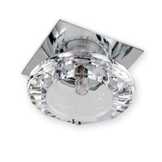 Lámpara Palacio | G257 01D - Cristal